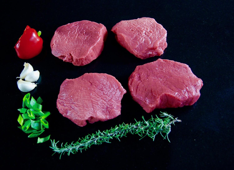 Runder kogel biefstuk   200 gram  € 4.45
