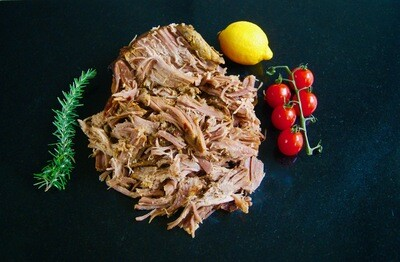 Pulled Pork van de Procureur.