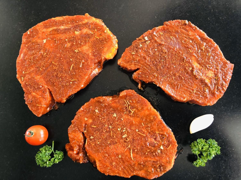 Schouder karbonade Gekruid 150 gram per Stuk €1,49