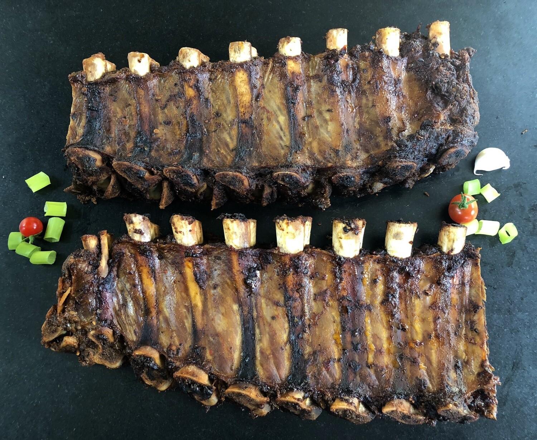 Beef Ribs Gegrild. 500gram €5,95