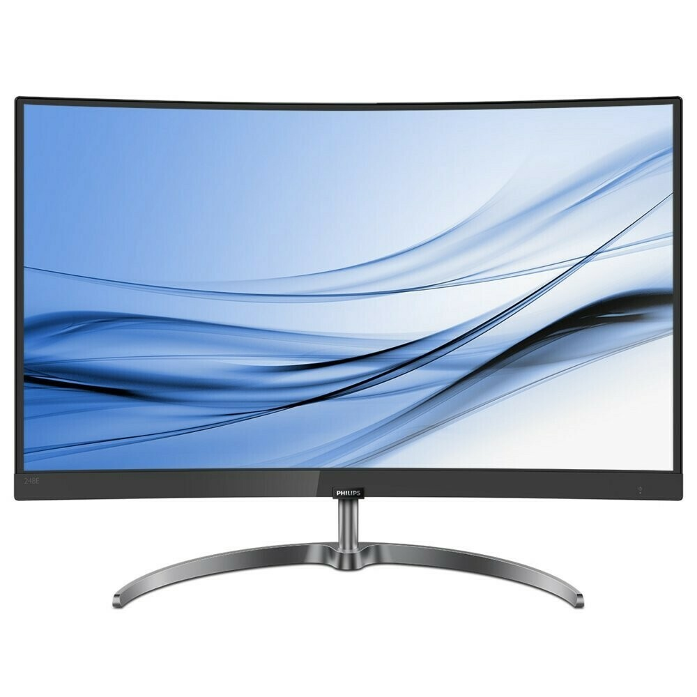 Philips 23.6Inch 243V5LHAB Curved / Full HD