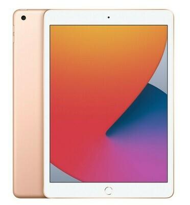Apple iPad 2020 32 GB, Wifi5 Gold
