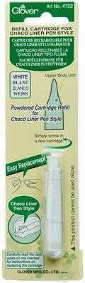 Navulling Chaco Liner Pen wit