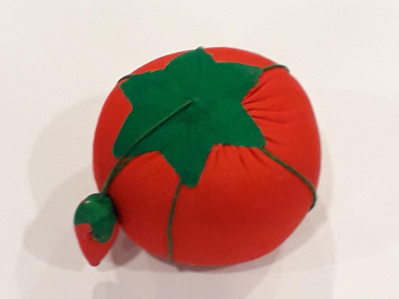 Speldenkussen tomaat