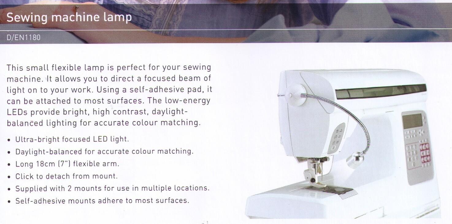 Daylight machinelamp