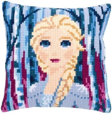 Kruissteek kussen Disney Frozen 2 Elsa