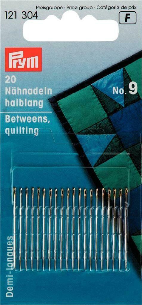 """Naainaalden halflang """"betweens"""" No9"""