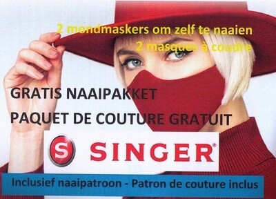Singer Quantum C430 + gratis mondmaskerpakket