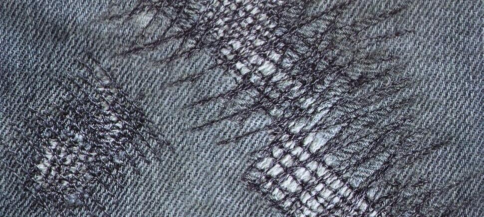 Gütermann Jeans 100m polyester-katoen
