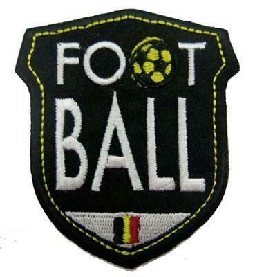 Applicatie voetbal badge