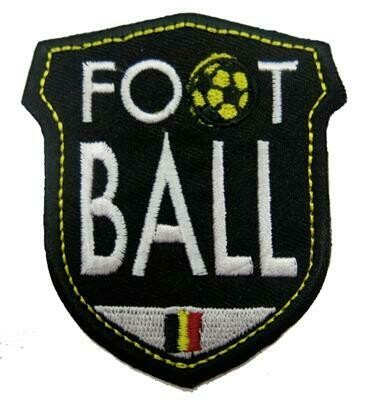 Applicatie voetbal badge