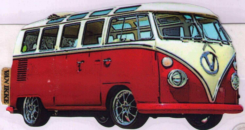 Applicatie VW busje groot
