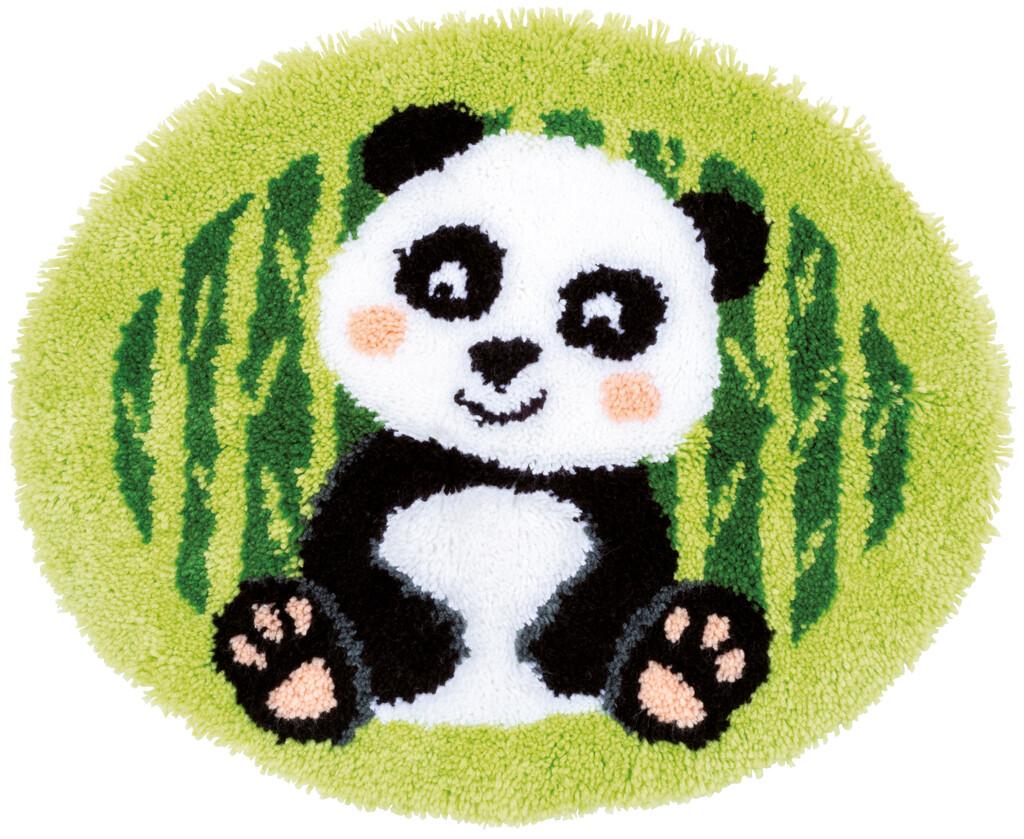 Knooptapijtje Panda