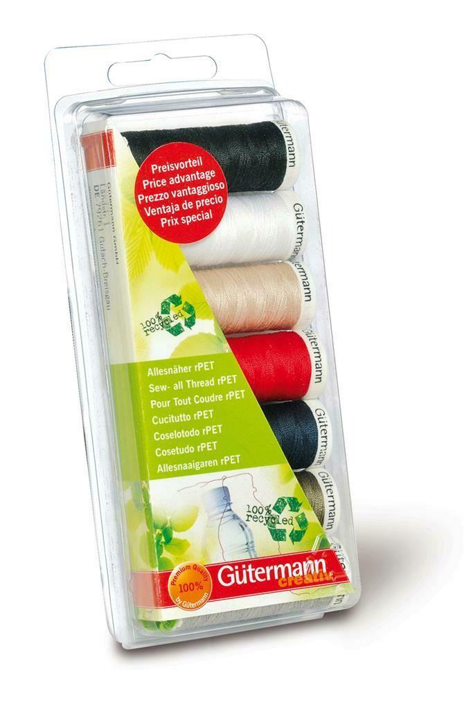 Gütermann startset 7 kleuren
