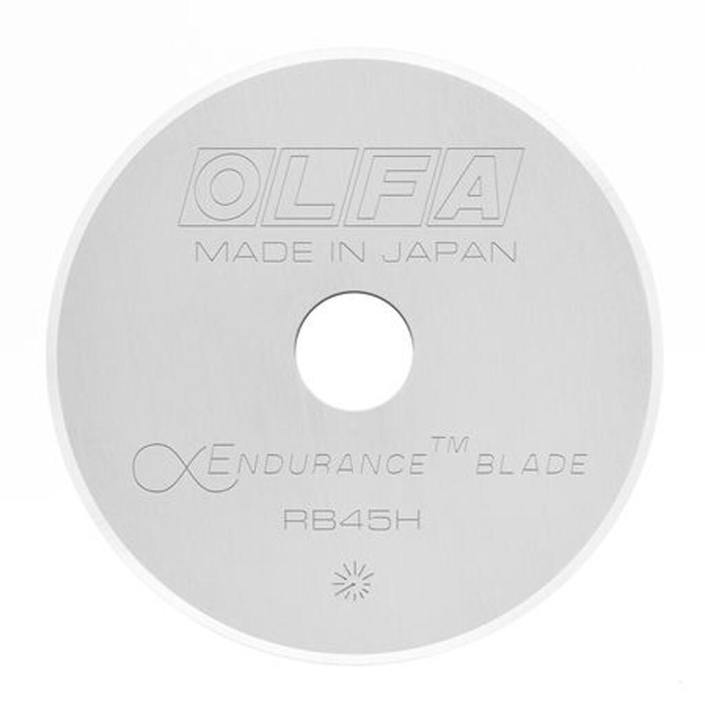 Vervangmesje 45mm Olfa
