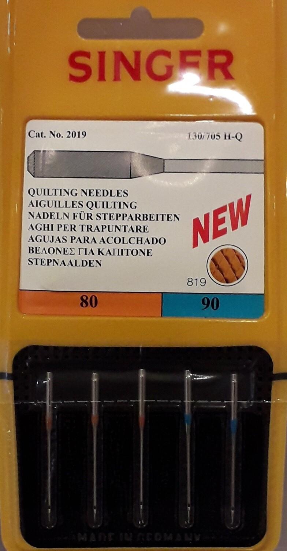 Naalden voor quilten & patchwork assortiment 80-90