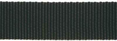 Riem voor rugzakken 25mm zwart