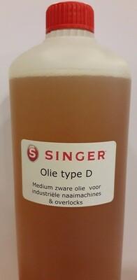 Naaimachine olie 1 liter type D