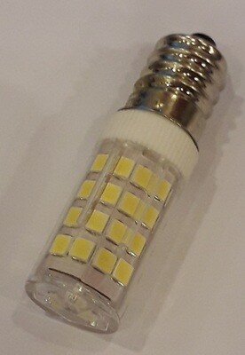 LED lampje schroef E14 voor Singer - Bernina - Husqvarna etc