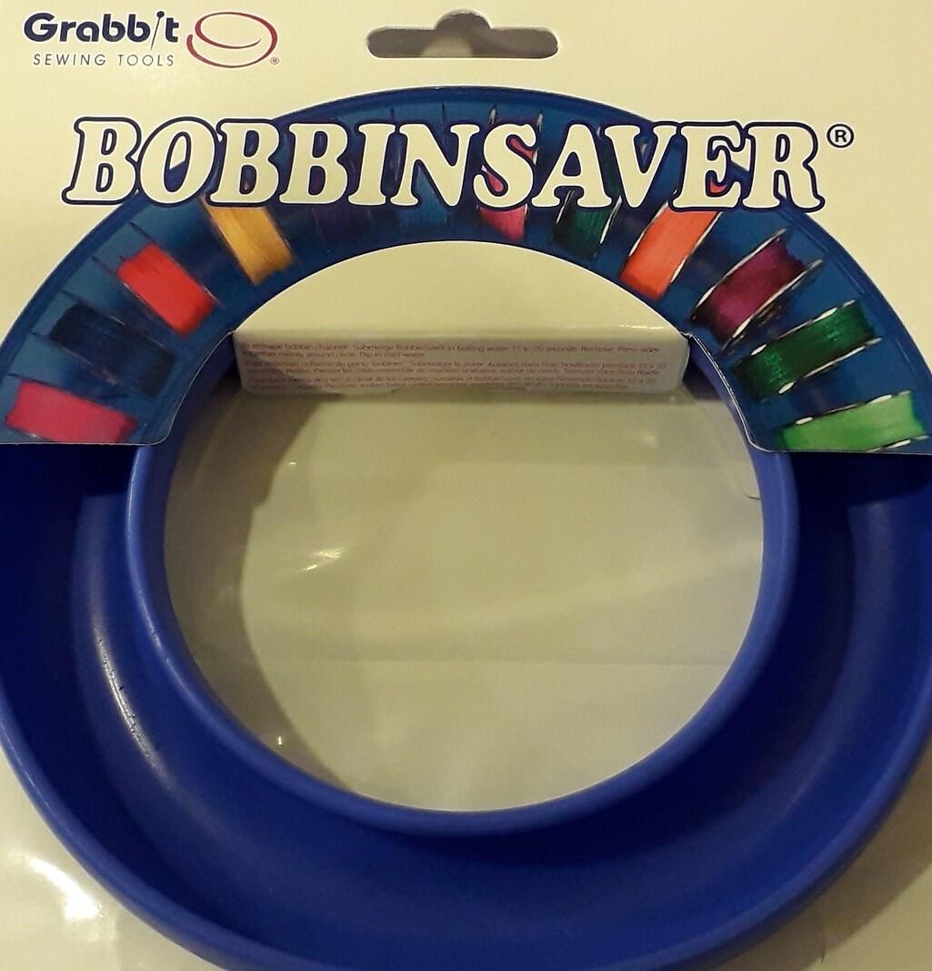 Rubber spoeltjeshouder Grabbit blauw
