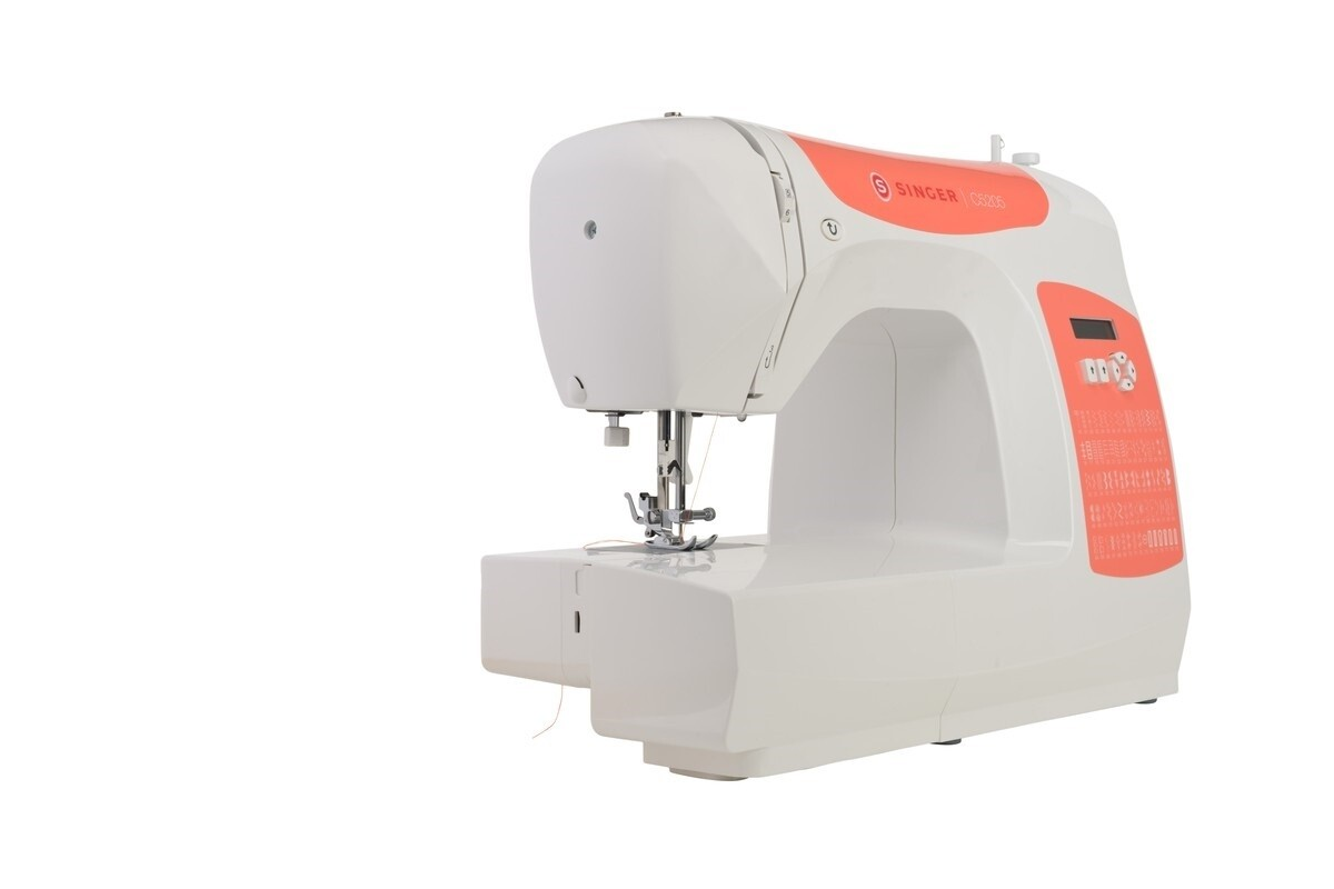 Singer 5205 orange + gratis boek