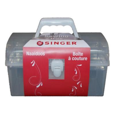 Singer naaibox gevuld met basis accessoires