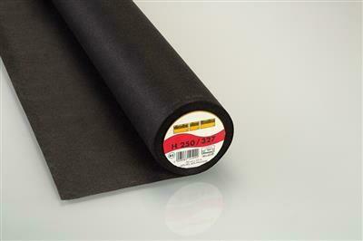 Vlieseline H250 zwart