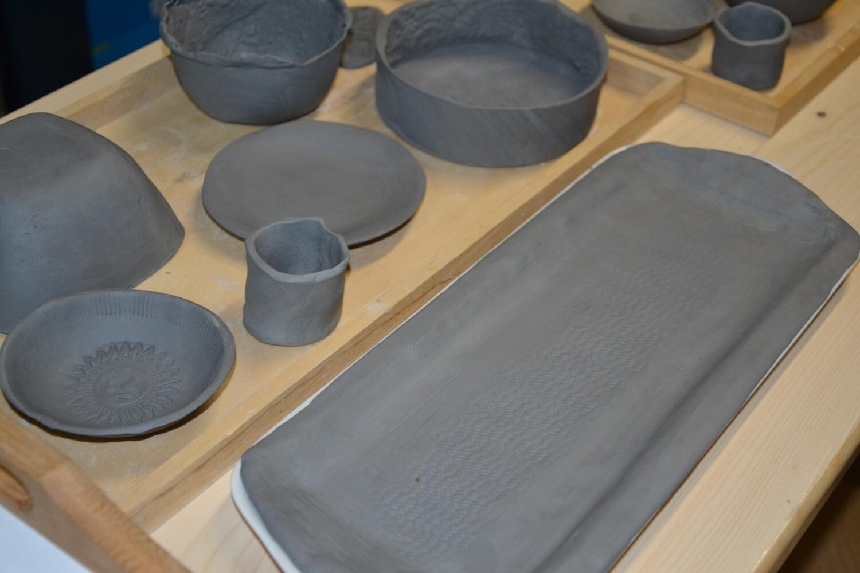 Vrij klei-atelier     vanaf oktober 2020