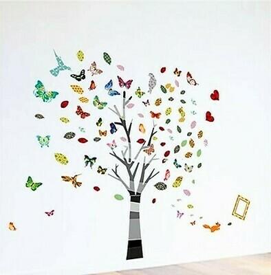 Krokusvakantie 'De Vlinderboom'     17/02/2021 (zaadjes & stengels)