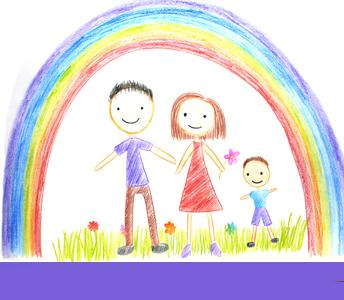 Boom-, bloem-, huis-, mens- en gezinstekeningen nader bekeken 24 & 25/01/2022