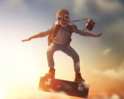 Herfstvakantie tweedaagse 'Koffertjes vol dromen en wensen' 3 & 4/11/2021 (kinderen)