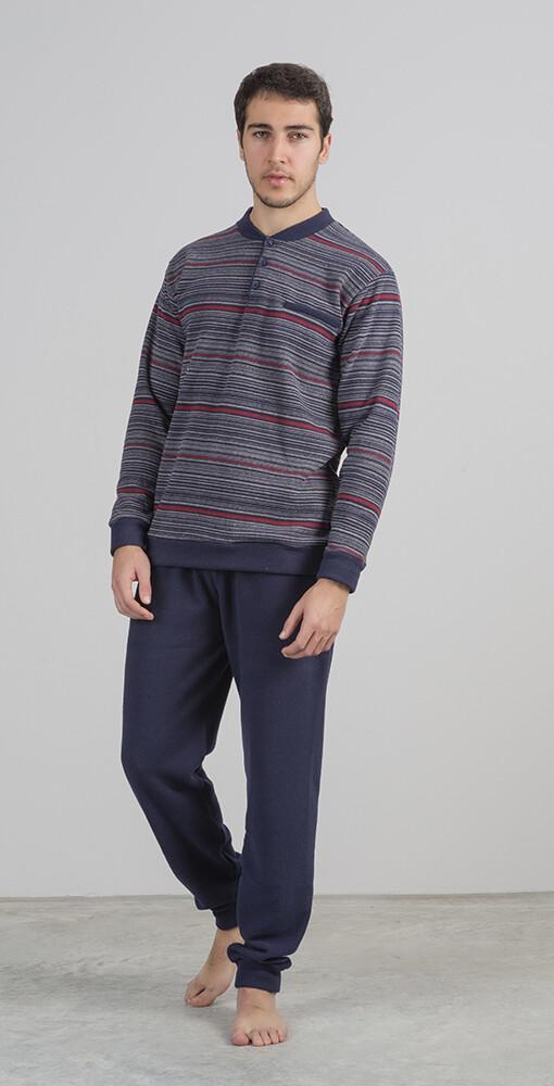 Gary Heren pyjama: zeer warm