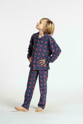 Eskimo Pyjama Meisjes / Jongens: Tanguy Fleece 10J - 16J