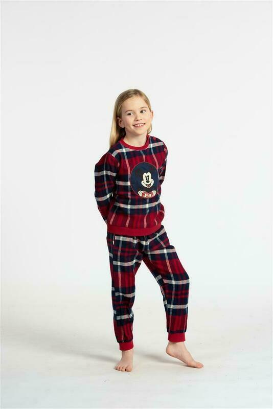 Eskimo Pyjama meisjes: Mickey 2j - 8j