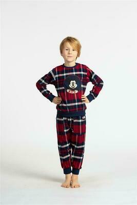 Eskimo Pyjama jongens: Mickey 2j - 8j