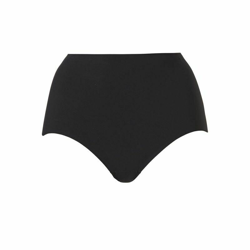 Ten Cate Secrets Shape Women Maxi slip Zwart ( Naadloze gaine slip )