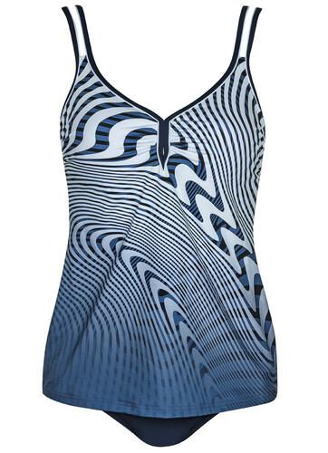 Sunflair Tankini: Blauw
