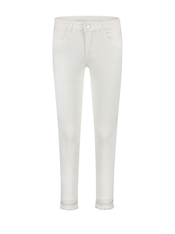 Para Mi Senna / Color denim ( skinny leg ) L28: White