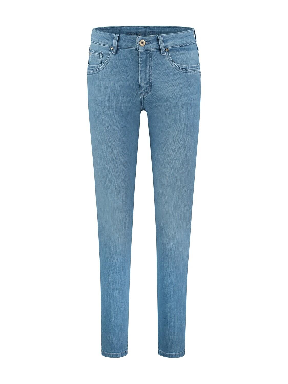 Para Mi Celine Fancy Reform Denim: Water Blue L32 Skinny Leg