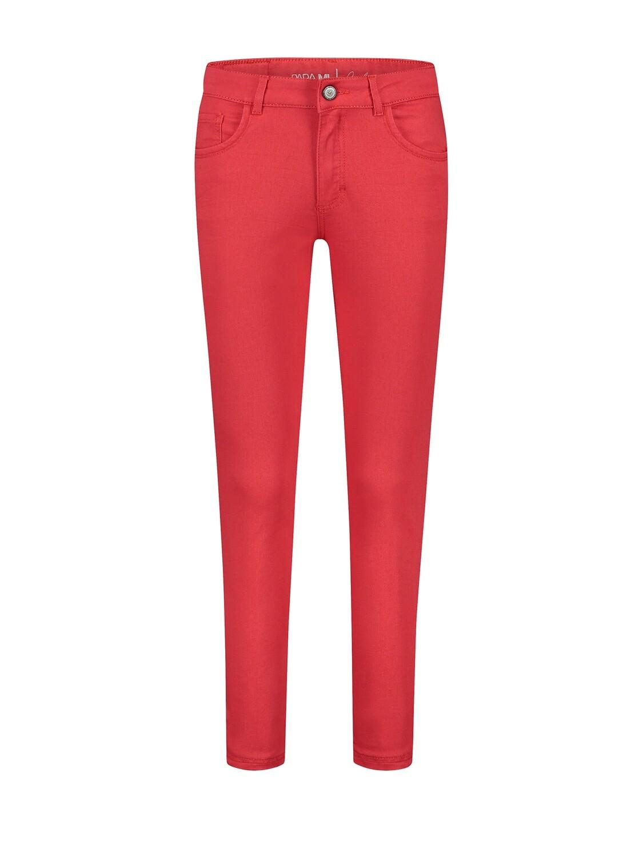 Para Mi Celine Color Denim L32: Bright Red ( Skinny leg )
