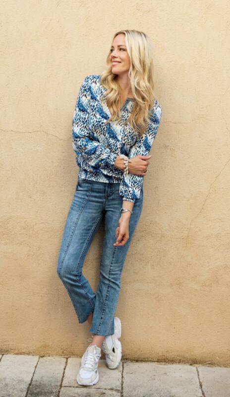 Esqualo bloes: Tricot