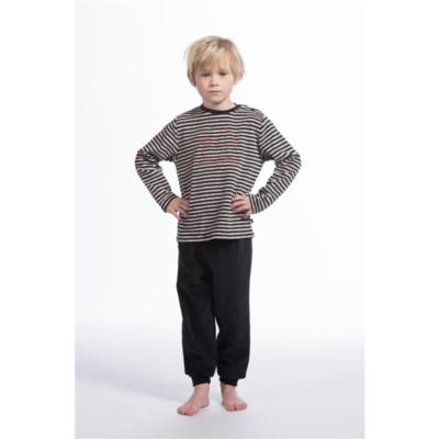 Eskimo Pyjama's jongens ( Mammoth ) 2 - 8 jaar ( velours pyjama )