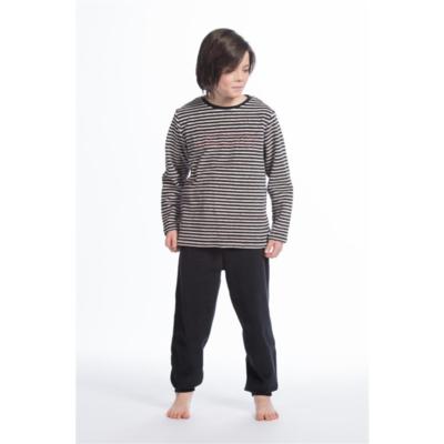 Eskimo Pyjama's jongens: Mammoth ( velours ) 10 - 16 jaar (esk.1297)