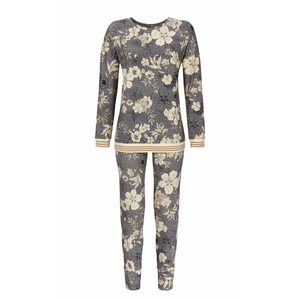 Ringella Pyjama: Ronde Hals ( 38- 48 )