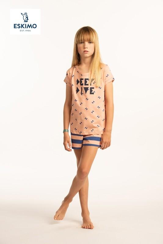 Eskimo meisjes pyjama (10-16jaar): Deep dive