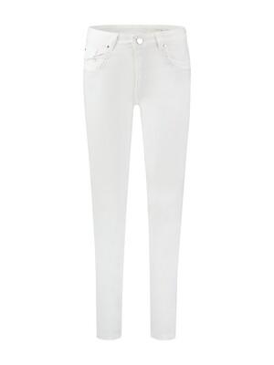 Para Mi Celine Fancy Zamora Tencel: White L32