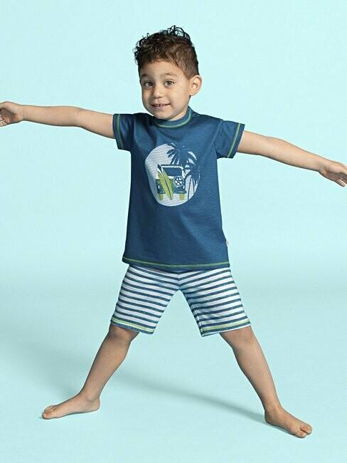 Calida Jongens pyjama 100% Katoen vanaf 1 jaar