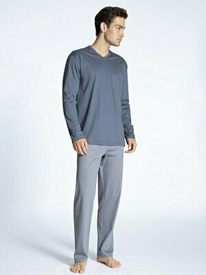 Calida heren pyjama 100% Katoen