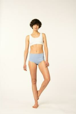 Eskimo Dames Slip Elements colour Lavender High waist( Maxi )