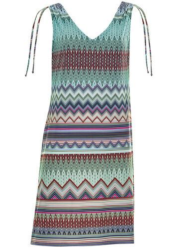 Sunflair zomerkleedje multicolor tot maat 52